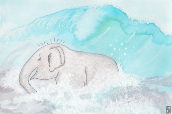 Elephant Wave