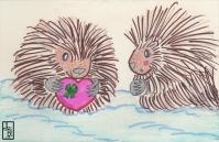 porcupine love3