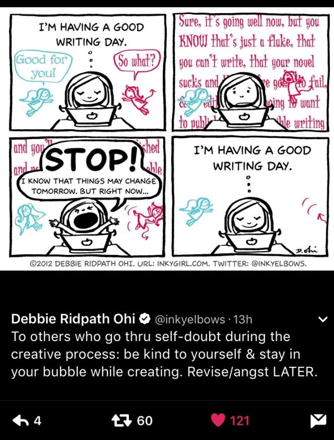 DROhi encourage cartoon