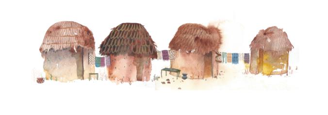 DP huts