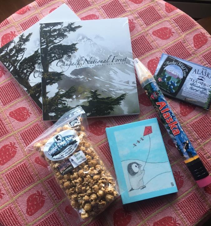Blog Prizes