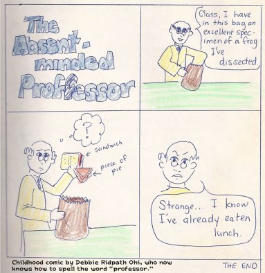 01-ChildhoodComic-AbsentmindedProf-1000 copy