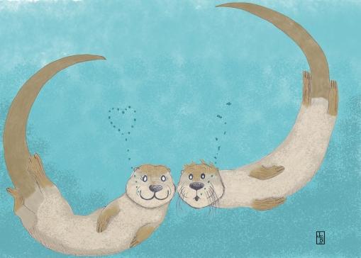 Otters digital