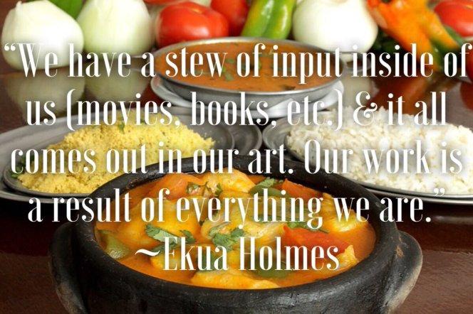 Ekua stew