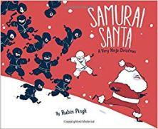 Samurai Santa COVER