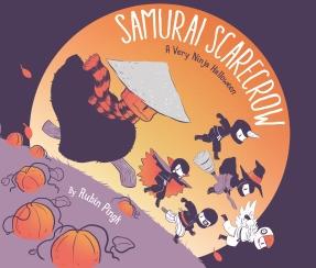 Samurai Scarecrow COVER