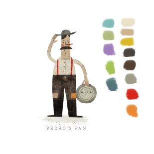 pedro's pan character sketch final