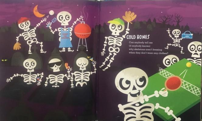 Bones poem