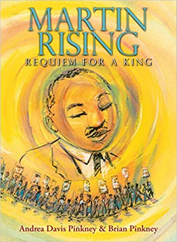 Martin Rising COVER