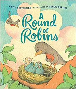 Round Robins cover