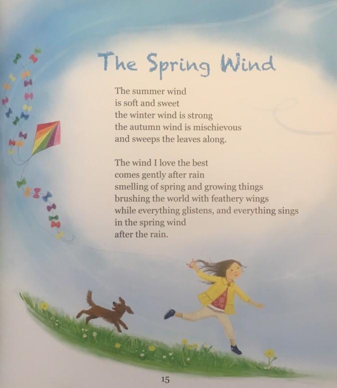 Spring Wind poem