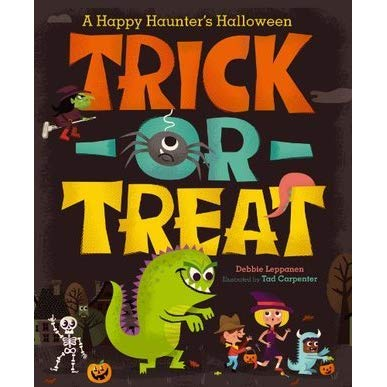 Trick or Treat cover