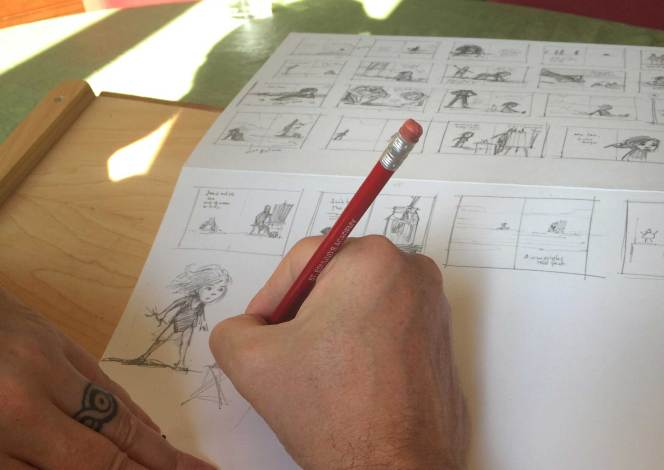Drawing-thumbnails