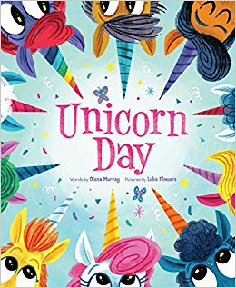 Unicorn Day cover