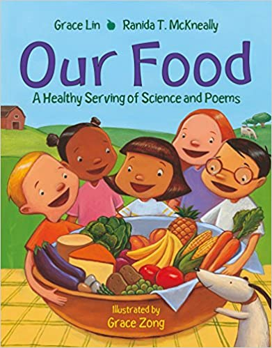 1-Our Food COVER