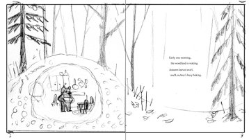 1st pg sketch 1
