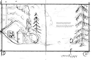 1st pg sketch 2
