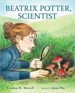 Beatrix Potter Scientist COVER