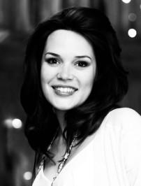 Brooke Hartman Headshot B&W