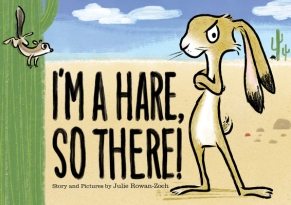 I'm a Hare So There COVER