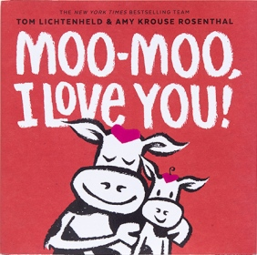 MooMoo I love you COVER