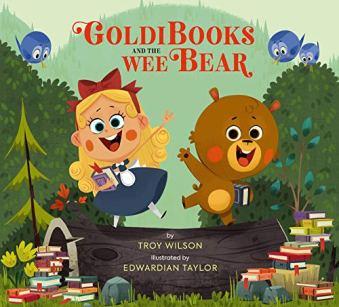 goldibooks cover