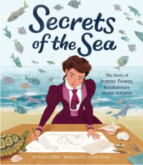 Secrets of the Sea cover