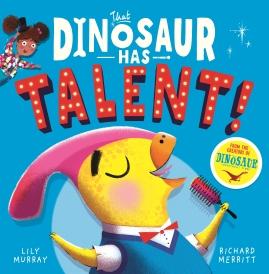 Dino Talent COVER